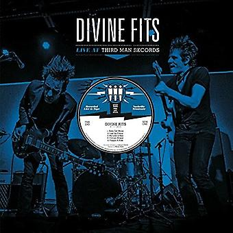 Divine Fits - Live at Third Man Records 06-17-2013 [Vinyl] USA import