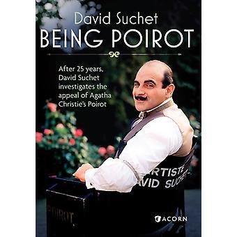 Siendo la importación de los E.e.u.u. de Poirot [DVD]