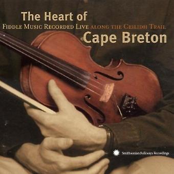 Corazón de Cape Breton - corazón de importación USA de Cape Breton [CD]