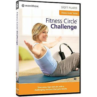 Stott Pilates: Fitness Circle Challenge [DVD] USA import