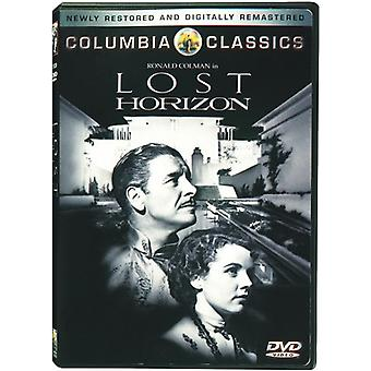 Lost Horizon (1937) [DVD] USA importere