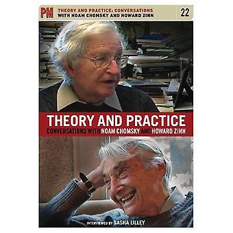 Theorie & praktijk: Gesprekken met Noam Chomsky [DVD] USA importeren