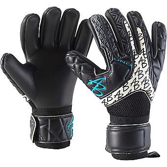 AB1 Impact UNO Finger Protect Negative PRO Goalkeeper Gloves Size