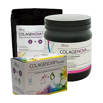 Colagenova movility collagen with hyaluronic (lemon flavor) 790 g