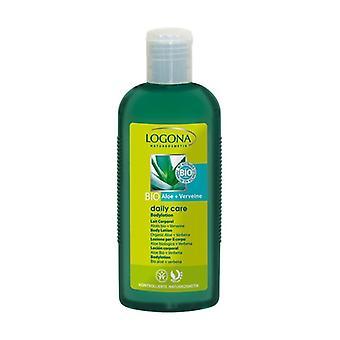 Aloe and Vervain Daily Care Body Lotion 200 ml (Lemon)