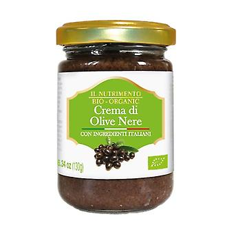 Cream of black olives 130 g