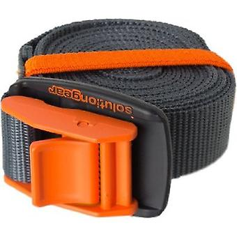 Sea to Summit Bomber Tie Downs Single 3m (Naranja) - 3m