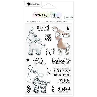 Hampton Art Stand Out Clear Stamps