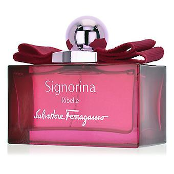 Women's Perfume Signorina Ribelle Salvatore Ferragamo EDP (100 ml) (100 ml)