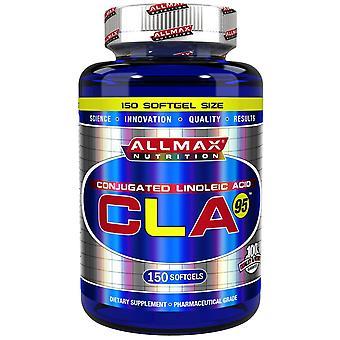 ALLMAX Nutrition, CLA95, 1,000 mg, 150 Softgels