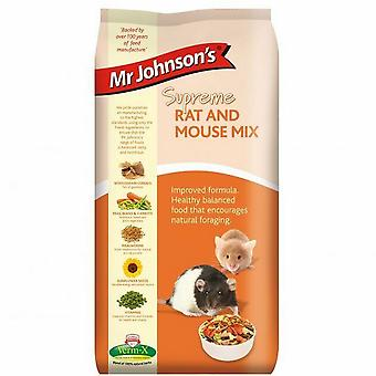 Mr Johnsons Advance Complementary Rat And Mouse Food