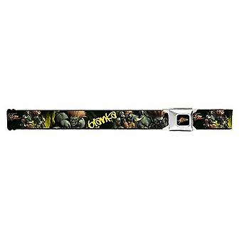 Seatbelt Belt - Street Fighter - Adj 24-38