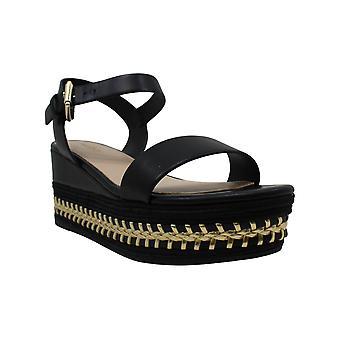 ALDO Women's MAUMA Sandal, Gold, 11 B US