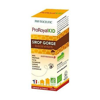 Kid throat syrup 100 ml