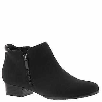 Trotters Womens Major Closed Toe Ankle Fashion Boots