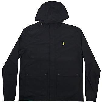 Lyle and Scott Vintage Jackets Hooded Pocket Jacket