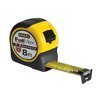 Stanley Tools FatMax Magnetic BladeArmor Tape 8m (32mm) (Metric) STA033868