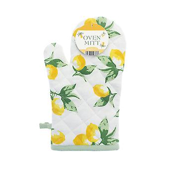 Country Club Lemons Oven Mitt