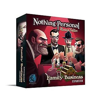 Nothing Personal Family Business Expansion Pack