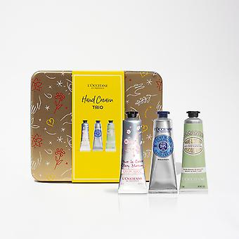 L'Occitane Hand Cream Trio Christmas Collection