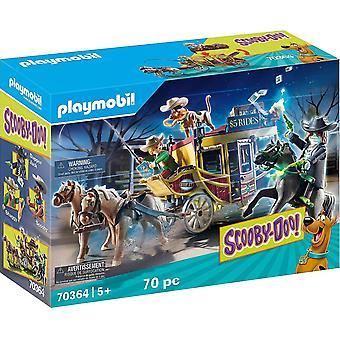 Playmobil Scooby Doo! Adventure in the Wild West