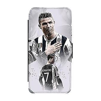 Cristiano Ronaldo 2019 Samsung Galaxy S9 Wallet Case