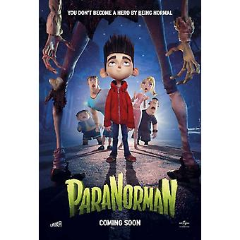 ParaNorman Movie Poster Print (27 x 40)