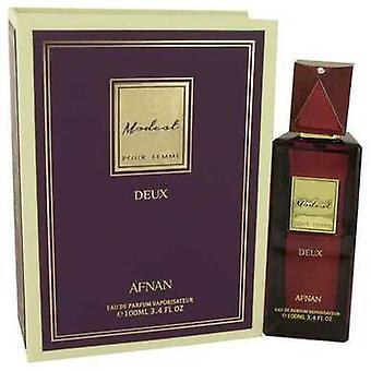 Modest Pour Femme Deux van Afnan Eau De Parfum Spray 3.4 Oz (dames) V728-538130