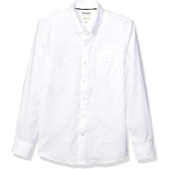 Marke - Goodthreads Men's Slim-Fit Long-Sleeve Comfort Stretch Oxford ...