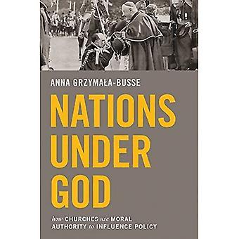 Naties onder God: hoe kerken morele autoriteit gebruiken om het beleid beïnvloeden