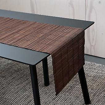 Handmade Bamboo Table Runner