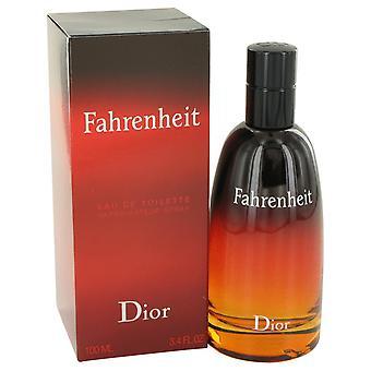 Fahrenheit Cologne by Christian Dior EDT 100ml
