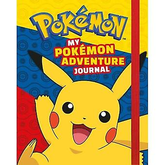 My Pokemon Adventure Journal (Pokemon)