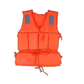 Child Adult Swimming Life Vest Boat Beach Safety Emergency Jacket