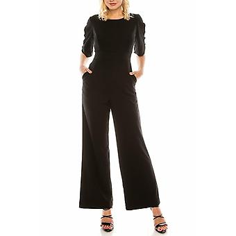 Arm Cutout Jumpsuit