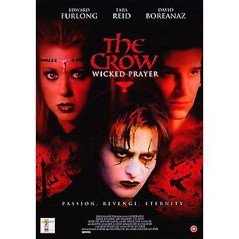 El cuervo malvado oración Movie Poster (11 x 17)