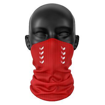 Bristol City FC Home Colours Snood Face Mask Scarf Football Club Buff Headwear Tube