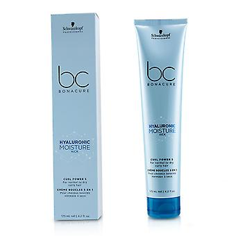 Bc bonacure hyaluronic moisture kick curl power 5 (for normal to dry curly hair) 234827 125ml/4.2oz