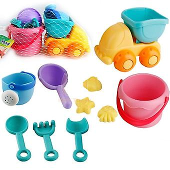 Summer Silicone Soft Baby Beach Set, Gioco d'acqua