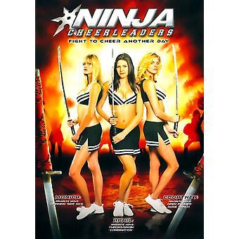 Ninja Cheerleaders film plakat (11 x 17)