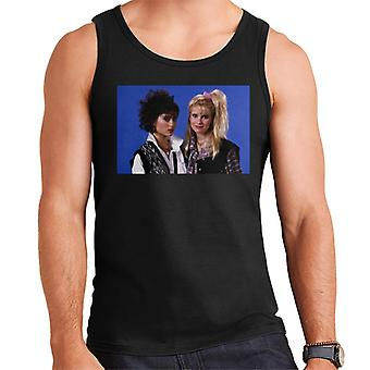 Weird Science Hilly And Deb Together Men's Vest