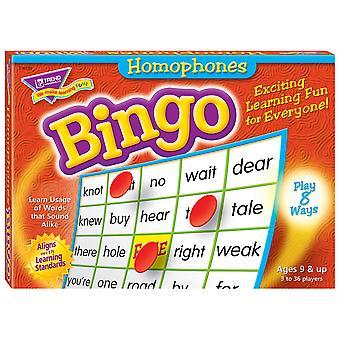 Gioco di Bingo degli omofoni