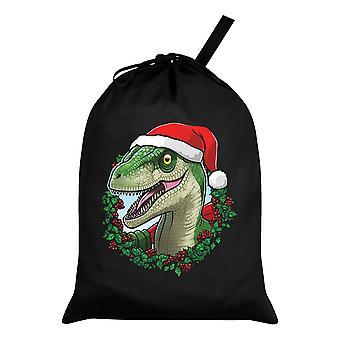 Grindstore Festive Rex Christmas Santa Sack
