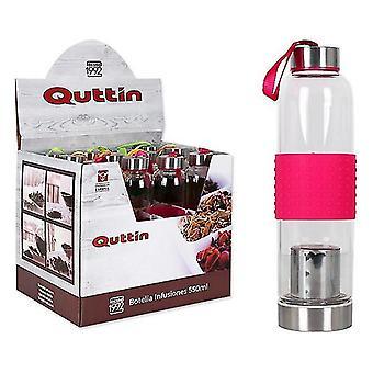 Quttin de garrafa de filtro (550 ml)