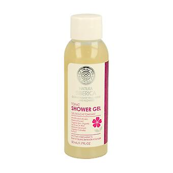 Toning Shower Gel (Travel Format) 50 ml of gel