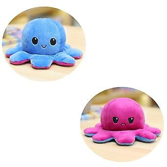 Doll Double Sided Kid Plush Toy