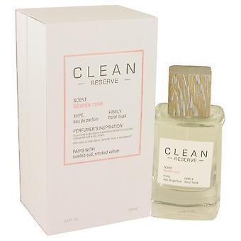 Puhdas blondi ruusu Eau de Parfum Spray puhtaalla 3,4 oz Eau de Parfum Spray