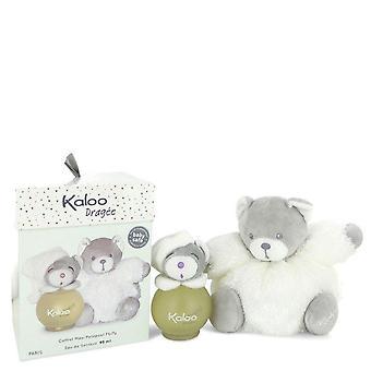 Kaloo Dragee Eau De Senteur Spray (Alcohol Free) + Free Fluffy Bear By Kaloo 3.2 oz Eau De Senteur Spray