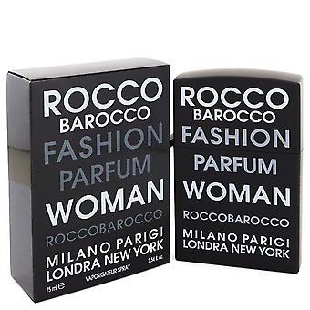 Roccobarocco Fashion Eau De Parfum Spray By Roccobarocco 2.54 oz Eau De Parfum Spray