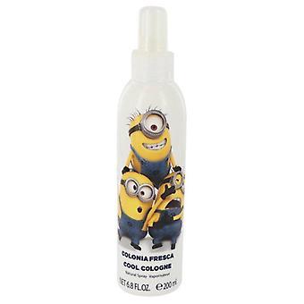 Minions Yellow Body Cologne Spray By Minions 6.8 oz Body Cologne Spray